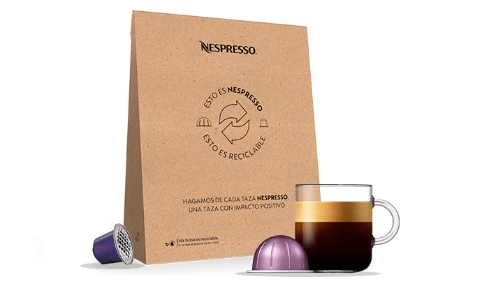 Nespresso Reciclable